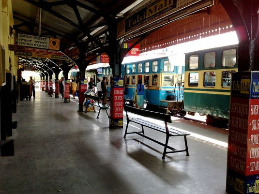 3_Ooty rly station