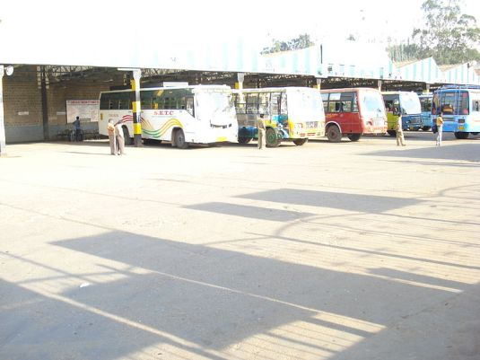 4_Ooty bus stand